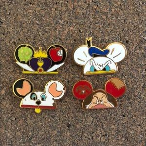 Accessories - Disney Pins Mickey Ears